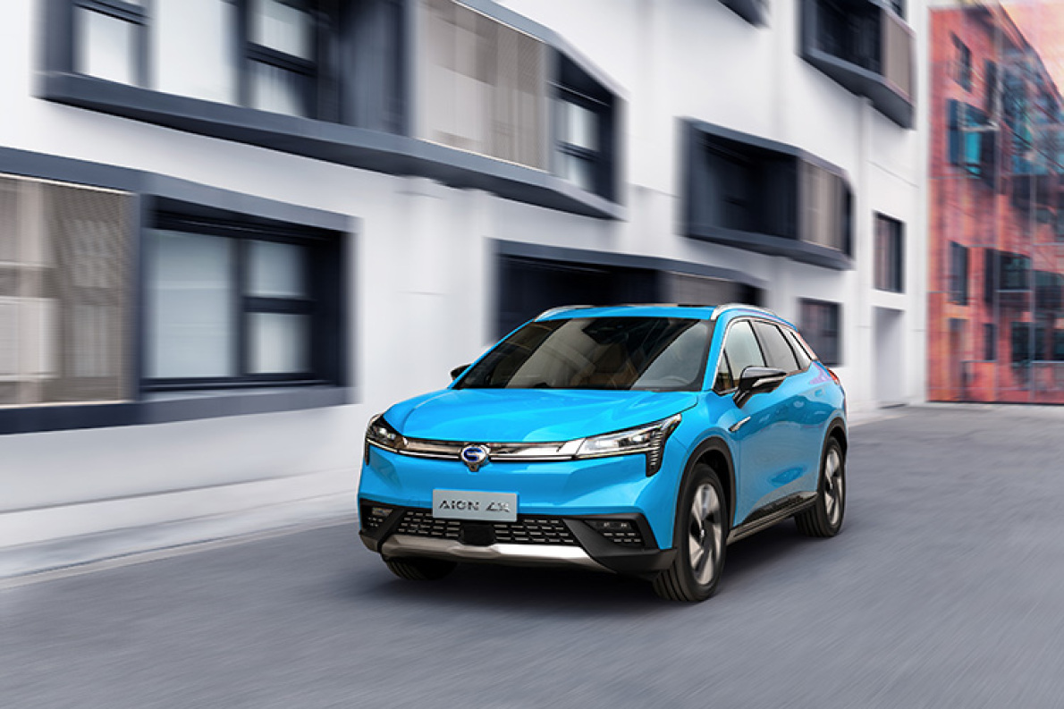 综合续航 650km,25 万起,广汽新能源Aion LX开启预售!