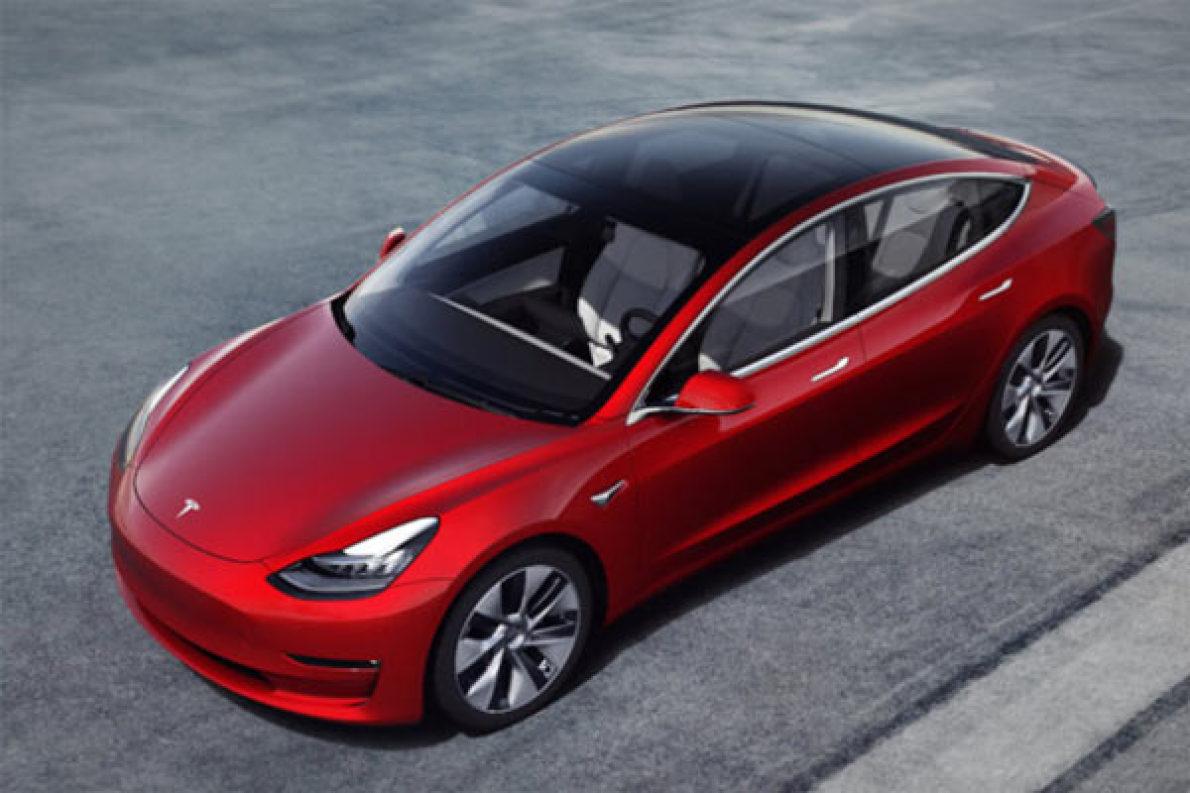 最高节省9.9万元 特斯拉车型在华免购置税