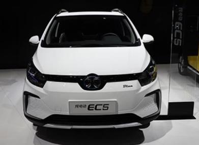 北汽EC5介绍 ,关于北汽EC5外观