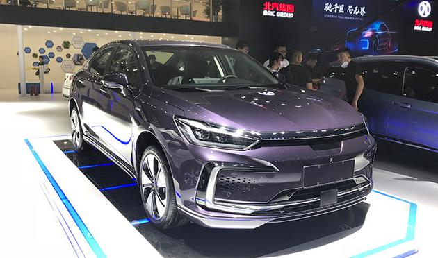 北汽新能源EU7汽车
