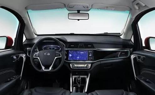 新能源汽车全球鹰EX3,很节能的纯电动SUV,最大续航350公里