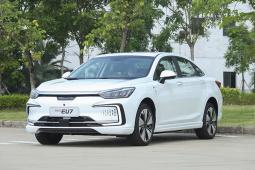 神似EU5/定位中型车 试驾北京汽车纯电动EU7