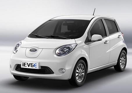 江淮轎車——新款iEV6E車型