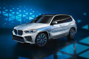 BMW i Hydrogen Next / BMW Vision M NEXT,宝马两款概念车亮相法兰克福车展
