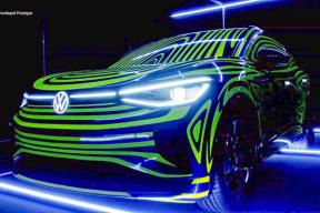 大众ID.4亮相法兰克福车展,续航 500 km,预计 2021 年向全球范围内销售