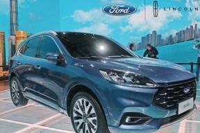 全新紧凑型SUV ,长安福特Escape 混动版首发,未来与翼虎同台竞争