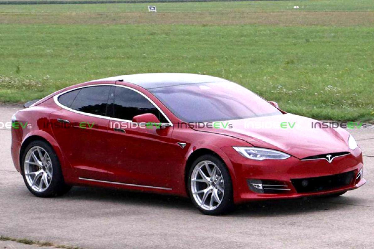挑戰世界紀錄!馬斯克爆改地表最快Model S,保時捷Taycan瑟瑟發抖