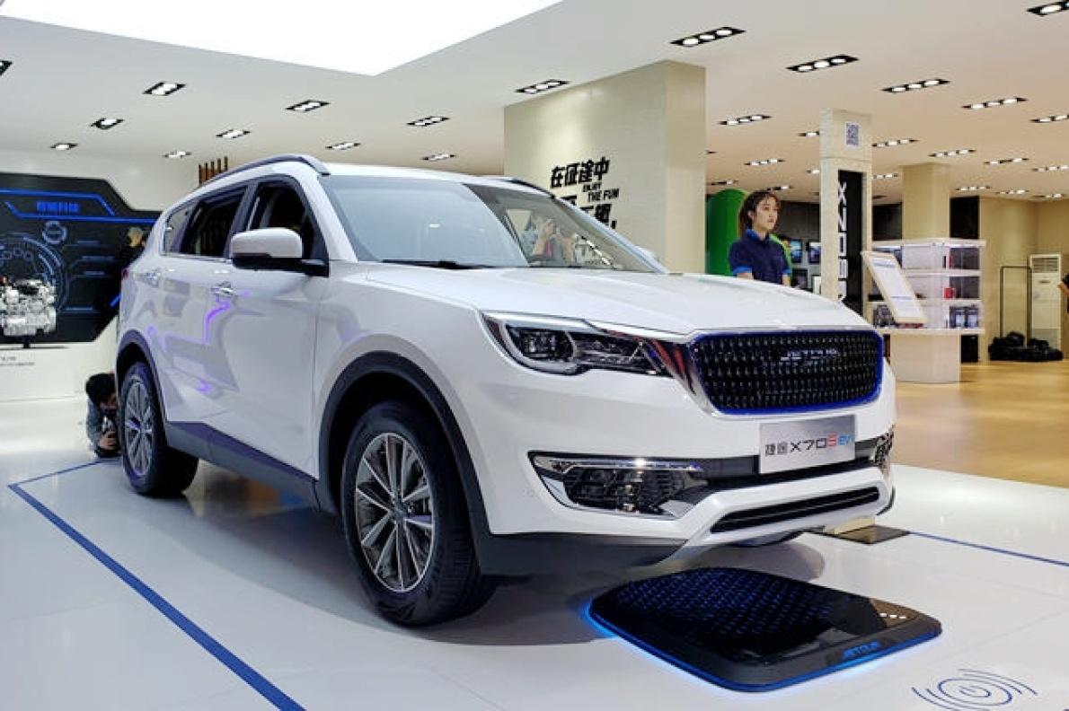 主推15.98万元的E劲版 捷途X70S EV购车分析