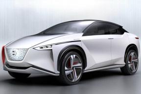 日产将于 2021 年推出纯电动跨界SUV,续航 483 km,百公里加速 5 s 内