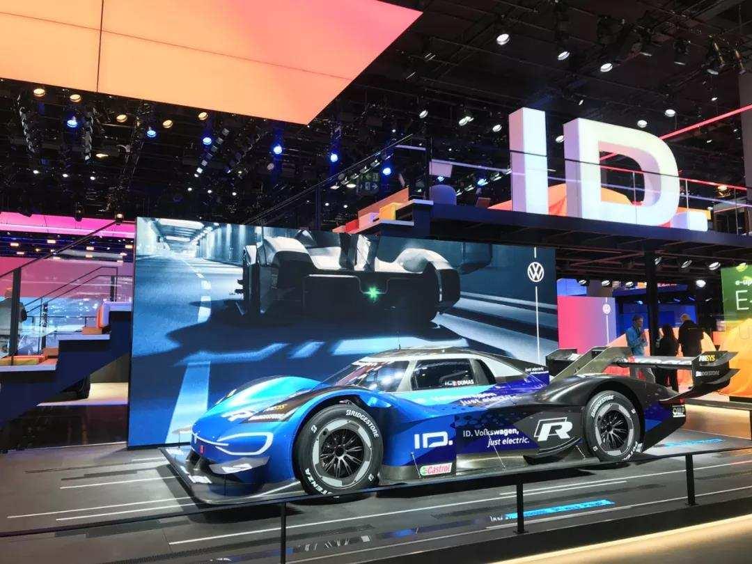 阻击特斯拉 | 德国汽车全面反攻电动化