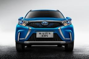 江铃新能源E400 更名江铃易至EX5,新旧两款有何异同?
