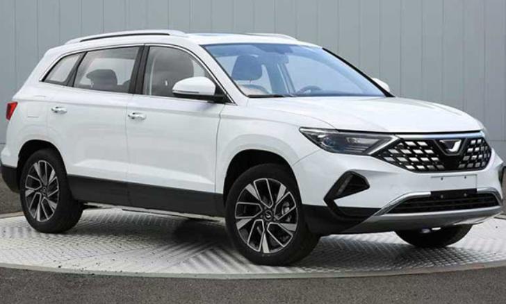 捷达VS7申报信息曝光:定位中型SUV,搭载1.4T发动机