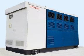 拥抱清洁能源:丰田在本社工厂安装并测试氢燃料电池发电机