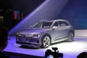 明年落户长春工厂,又一台德系豪华纯电SUV!这次是国产奥迪e-tron