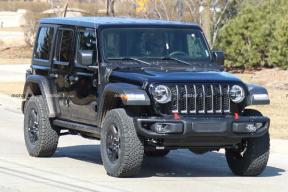 硬派越野车的电驱化时代将至,Jeep牧马人插混版首次曝光