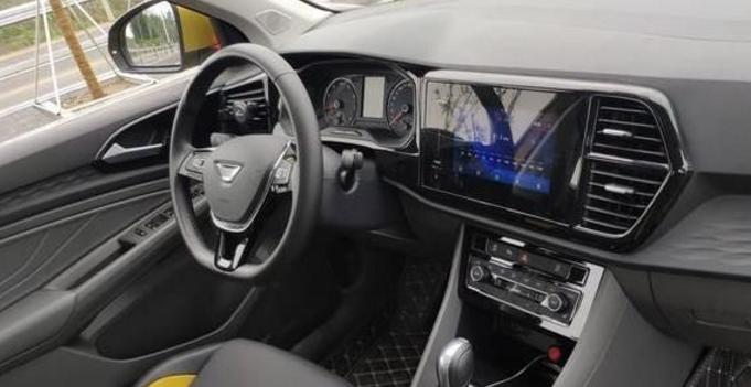 10万元内的合资紧凑型SUV,帕萨特同款引擎!