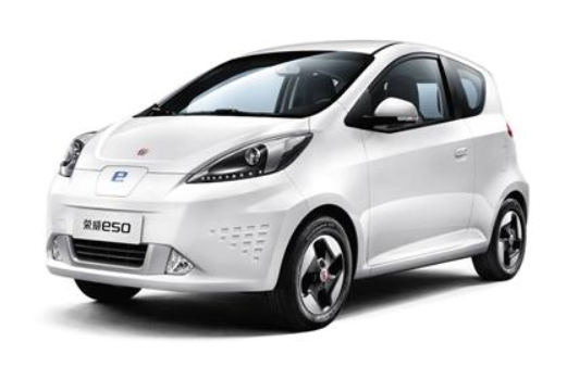荣威电动汽车:E50