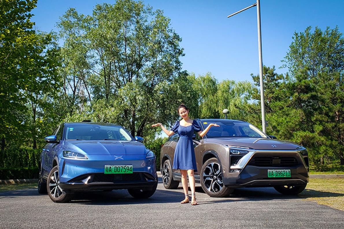 小鵬G3 蔚來ES8,自動駕駛輔助哪家強?