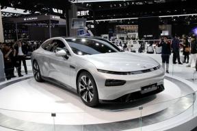 小鹏P7将于广州车展预售,续航超 600 km,明年 3 月份上市