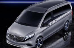 奔驰将要推出的新能源版的MPV奔驰EQV你怎么看