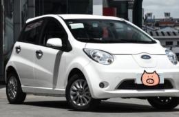这款适合家用的电动车——江淮iEV6E,不仅外观独特而且价格亲民