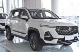 宝骏首款紧凑型SUV,全系搭载1.5T发动机,同级别中值得考虑