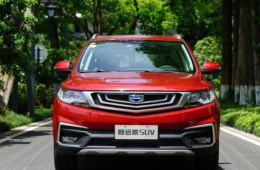 八万紧凑型SUV,新远景SUV国六全面升级,绝对值得你拥有