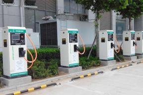 中国直流充电设施的升级