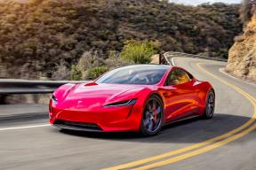 百公里加速 1.9 s,火箭技术套件加持,特斯拉全新Roadster 让超跑们彻底绝望