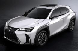 雷克萨斯UX紧凑型SUV在日内瓦展会上正式?#26009;?> </a> </div> <div class=