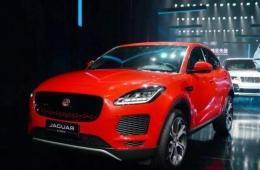 捷豹新款紧凑型SUV,比宝马X2空间更大,内饰偏跑车风格