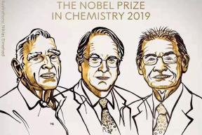 诺贝尔奖背后的锂电池战争