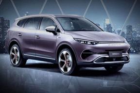 腾势X 官图发布,推出纯电/插混两个版本,将于广州车展上市