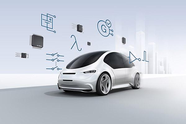 博世推出新型微芯片,可防止電動車發生事故后人員觸電