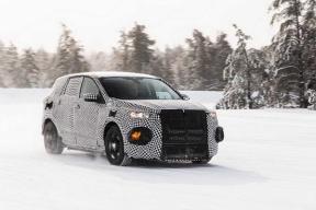 电动版福特野马SUV最新谍照 将有不同驱动和电池版本