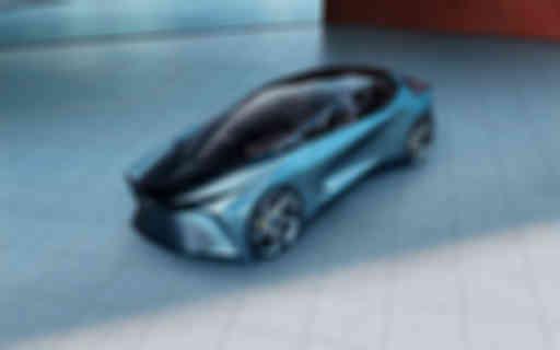 02-LEXUS雷克萨斯纯电动概念车LF-30于2019东京车展全球首发