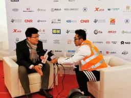 2019中国新能源汽车大赛西安站 对话高层领导专访