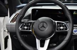 奔驰首款新能源SUV将上市,续航415km竞争力如何?