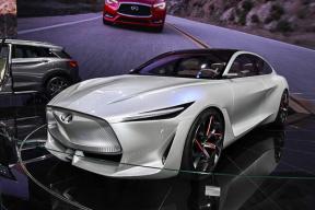 纯电/增程并行,2025 年之后只销售纯电动车,英菲尼迪公布电动化战略