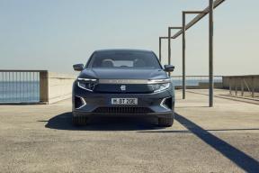 拜腾M-Byte量产车国内首次亮相,整体保留概念车的设计,今年年底开始量产