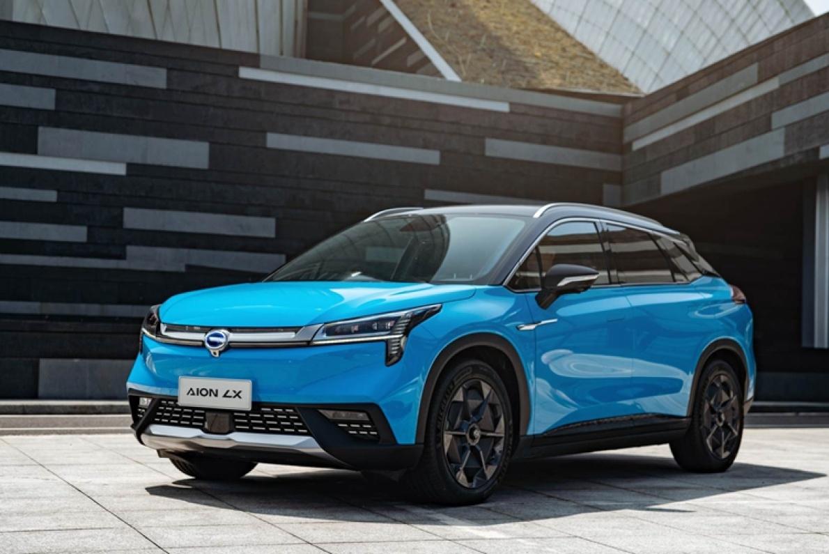 推薦購買 27.96 萬元 80 款車型 廣汽新能源 Aion LX 購買分析