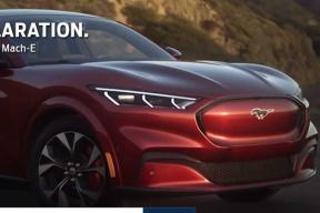 福特Mustang Mach-E信息提前泄露,加速3秒多,售价30.8万元起
