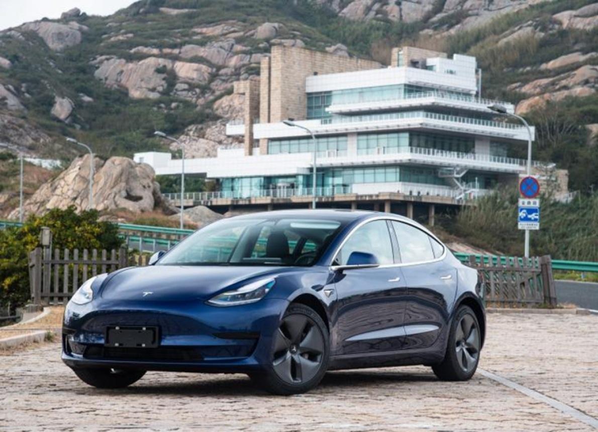 已准备交付 国产版特斯拉Model 3新消息