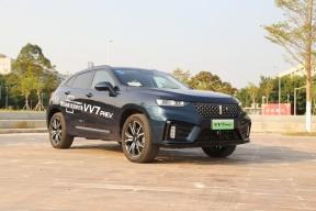 补贴后售价21.98万元起,WEY VV7 PHEV / VV7 GT PHEV广州车展正式上市