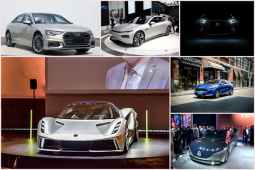小鹏P7预售/路特斯Evija中国首发,2019广州车展新车盘点(下)