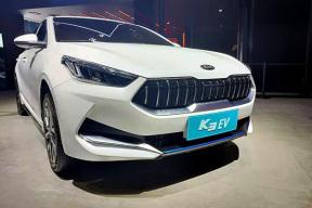 电池容量56.5 kWh,东风悦达起亚全新K3 EV车展亮相