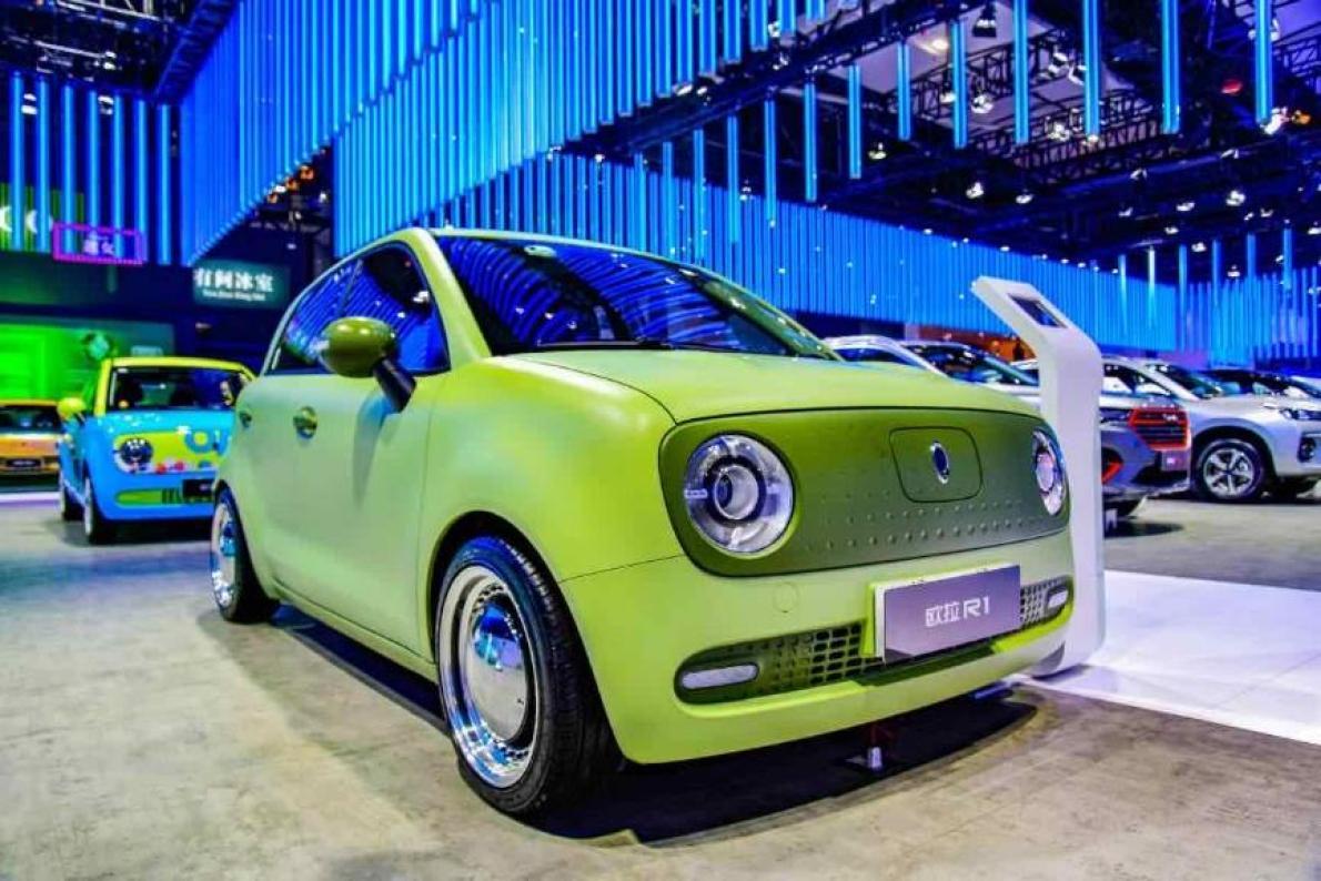 細分市場增長最快,解析歐拉R1 如何將小車寫出大文章