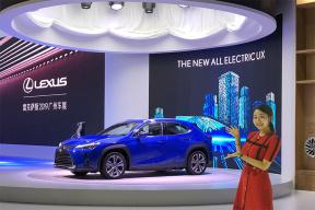 家族首款纯电动SUV亮相 2019广州车展珠珠带你看雷克萨斯UX300e