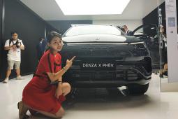 技术与设计双升级 2019广州车展珠珠带你看腾势X
