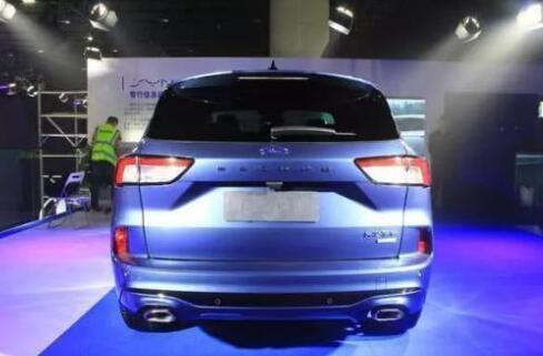 长安推出紧凑型车,这款车定位为紧凑型suv!